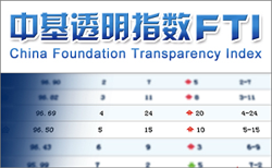 China Foundation Transparency Index