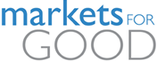 Markets for good logo